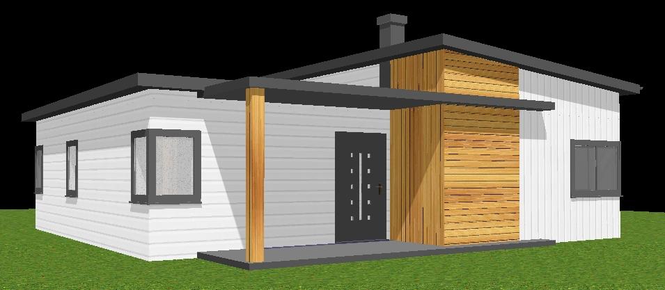 maisons bbc madriers bois massif camping le pod acheter un pod kit maison et chalet madriers. Black Bedroom Furniture Sets. Home Design Ideas