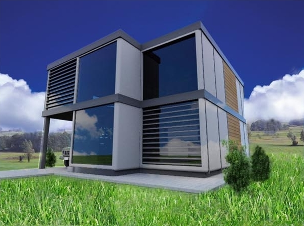 deltawood exemples de maisons modulaire bbc ossature bois et kit chalet bois bbc. Black Bedroom Furniture Sets. Home Design Ideas