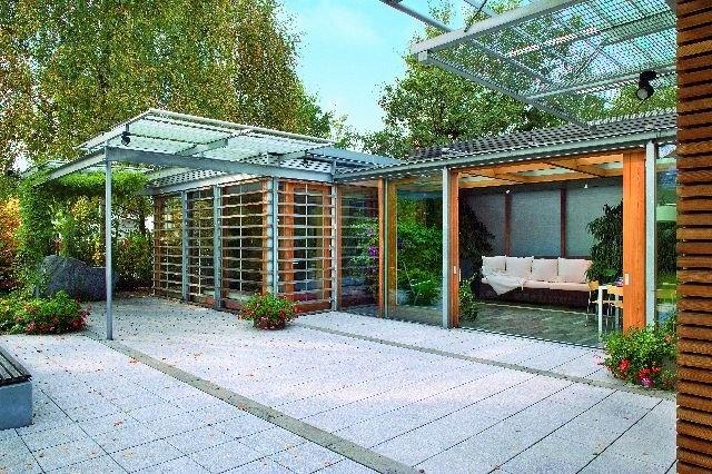 Deltawood exemples de maisons modulaire bbc ossature for Construction modulaire en bois