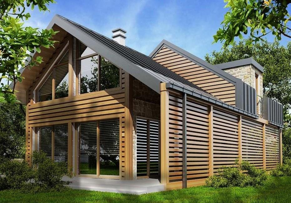 prix maison modulaire cheap maison modulaire m bois hqe. Black Bedroom Furniture Sets. Home Design Ideas