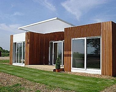 construction individuelles modulaire bois